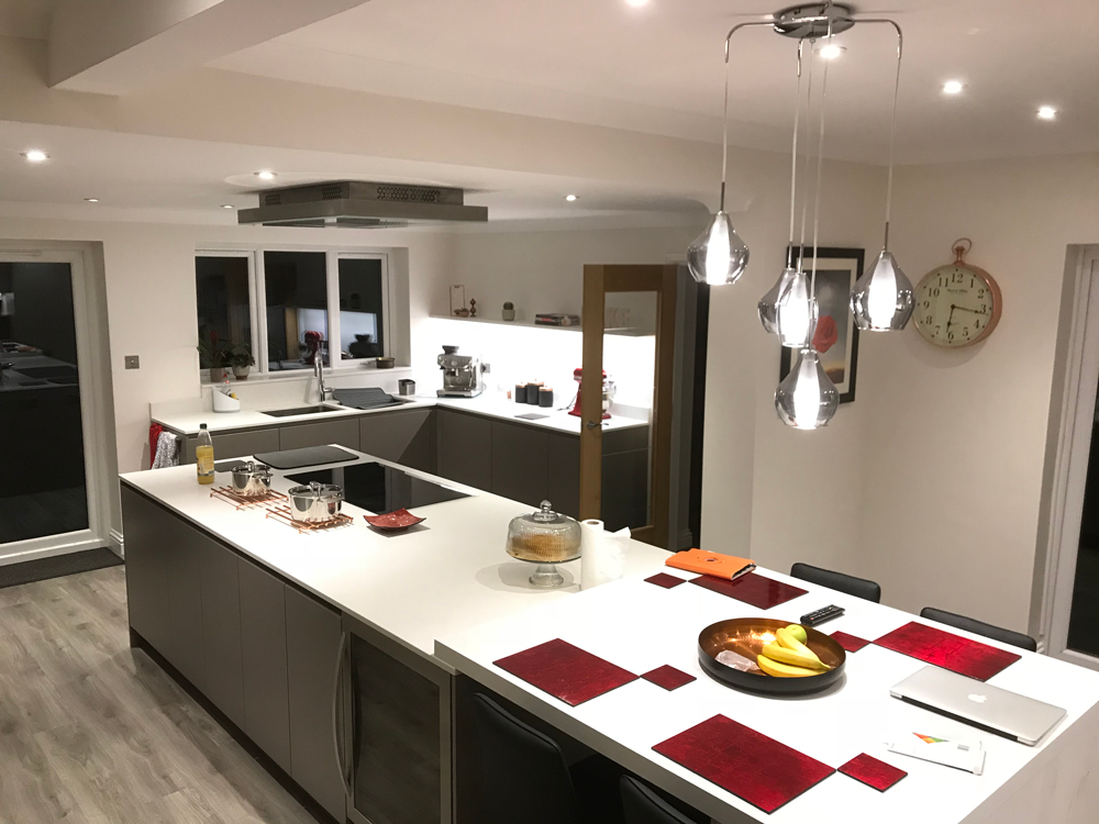 Complete Kitchen Electrical Re-Wire