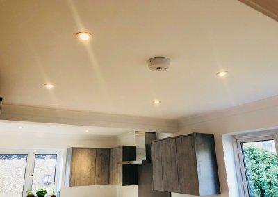 Electrical Lighting Installations for Kitchen
