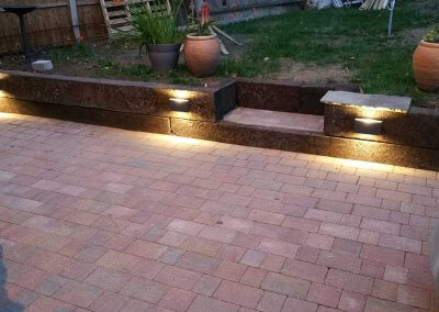 Garden Electrical Lighting
