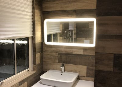 Bathroom LED Lighting Installations