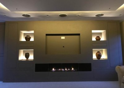 Home Cinema Smart Electrical installation