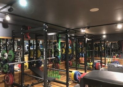 New electrical installation of Arc Gym Wokingham